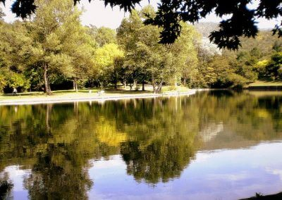 Bachinovo Park - Blagoevgrad