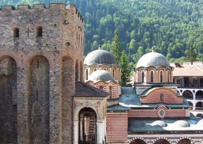 Rila Monastery - Hrelyo Tower
