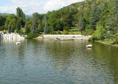 Sandanski - Park